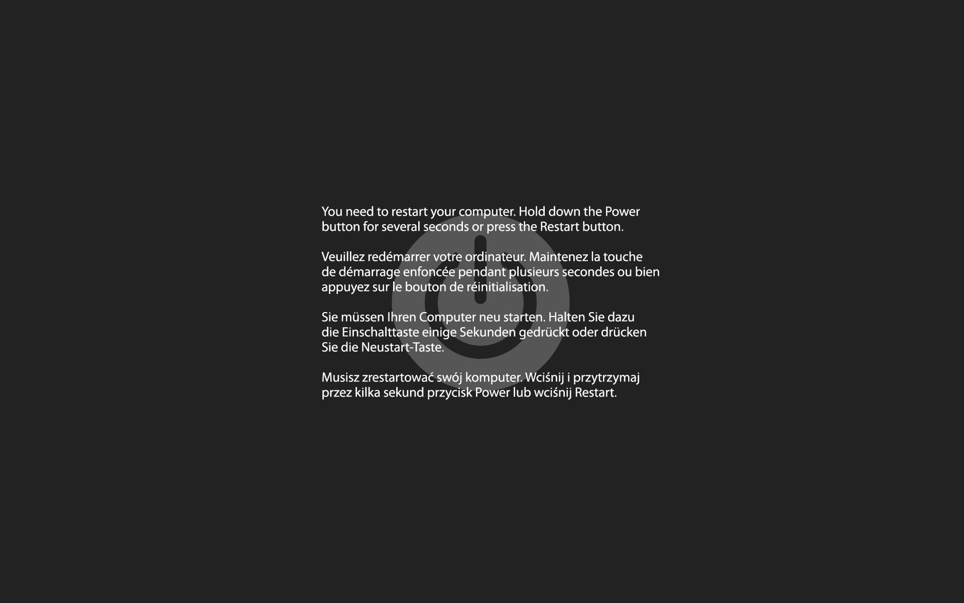 修复 macOS 10.13 所有软件无法打开